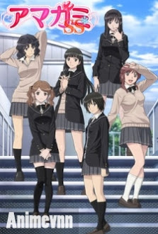 Amagami SS -  2013 Poster