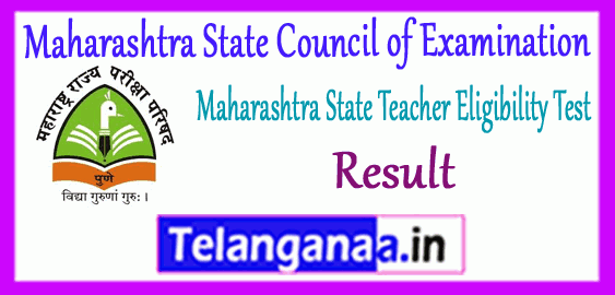Maharashtra TET Teacher Eligibility Test Paper 1 2 Cutoff 2018 Answer Key Result