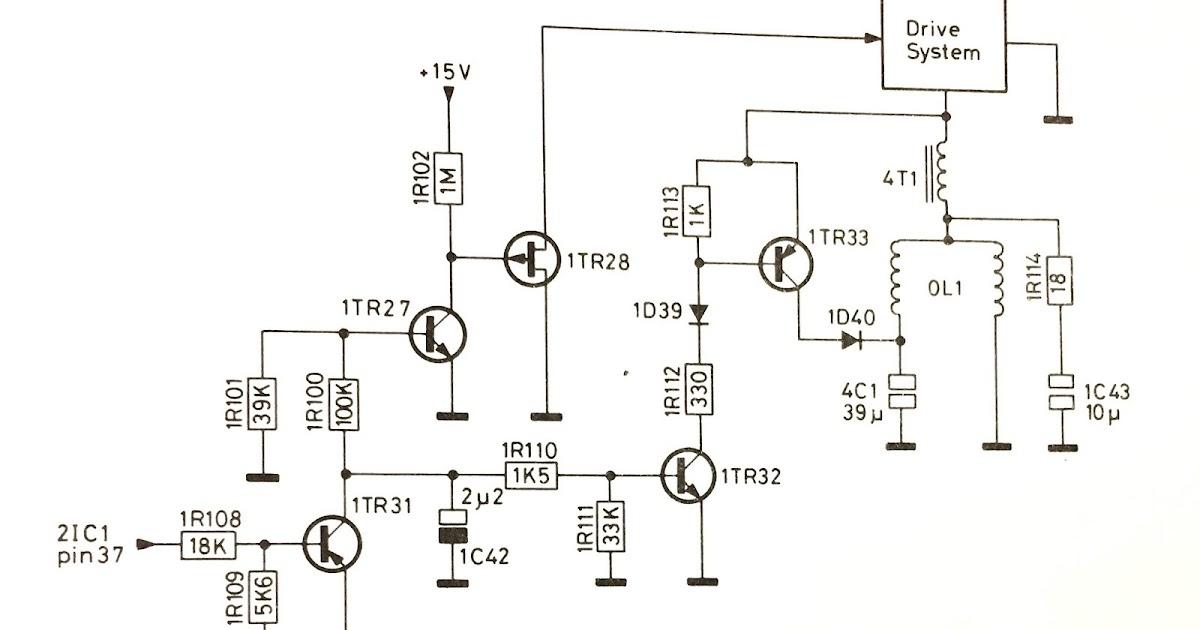 beolover: Beogram 8000: Repair of Platter Brake Circuit