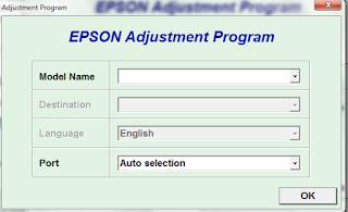 Download resetter Epson