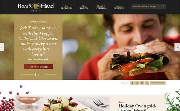 Diseño web restaurantes negocios