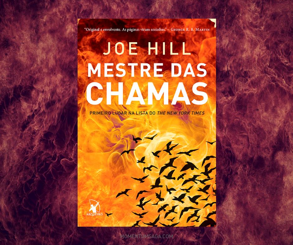 Resenha: Mestre das Chamas, de Joe Hill