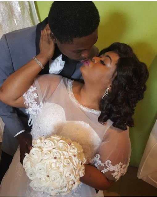 dayo amusa niyi johnson secret wedding