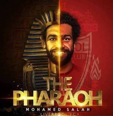 """الفرعون المصري """"محمد صلاح"""" كينج القارة السمراء للمرة الثانية"""