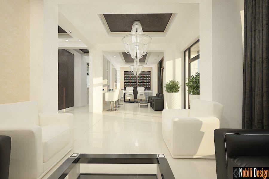 Amenajari Interioare Saloane De Infrumusetare Amenajare Salon