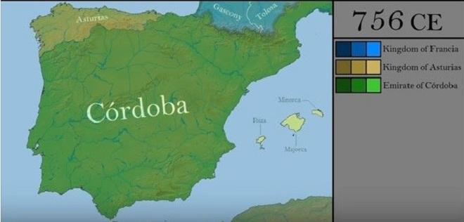 Dinasti Umayyah Kordoba