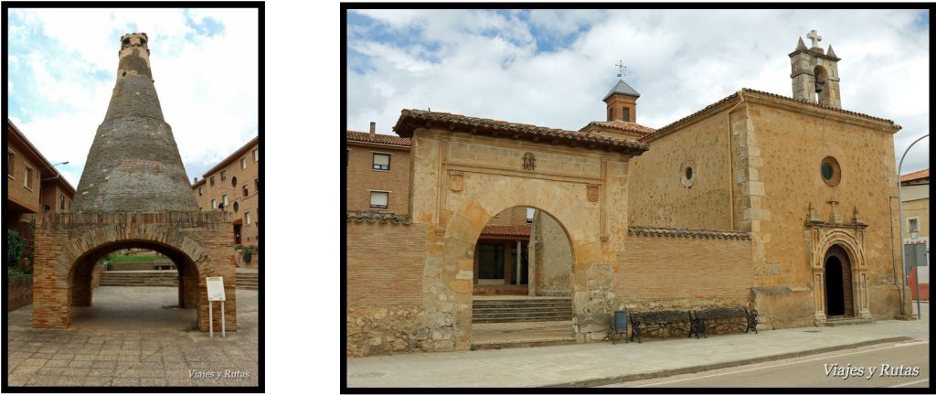 Ermita y antiguo hospital de Berlanga