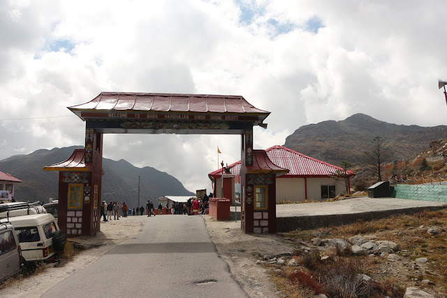 Baba Harbhajan Singh Shrine, Baba Mandir , Nathu La, Sikkim
