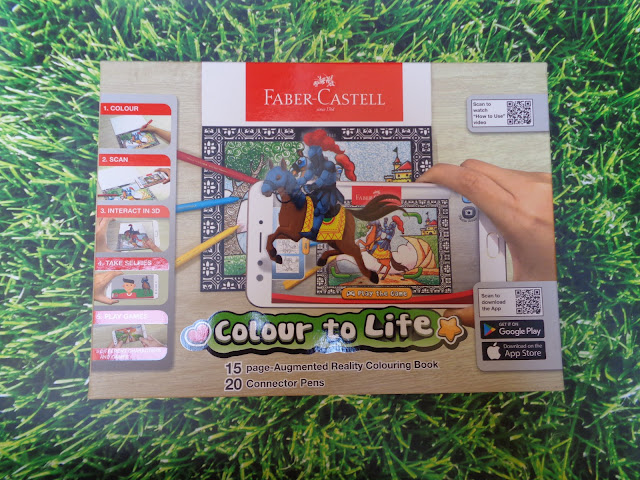color to life faber castell