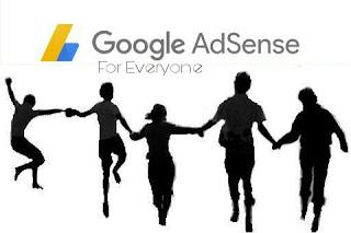 Untuk Siapa Saja Google Adsense