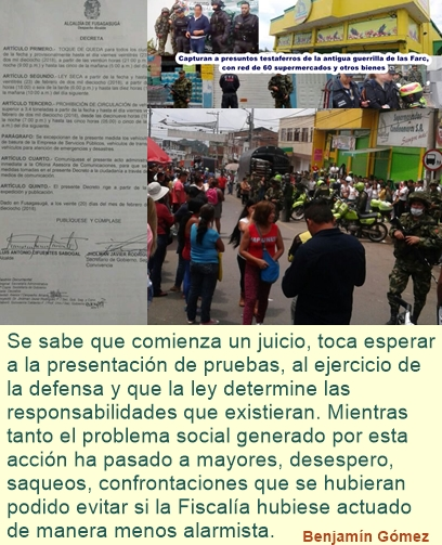 LEY SECA Y TOQUE DE QUEDA