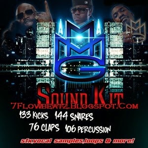 Download The Official MMG Drum Kit 2017