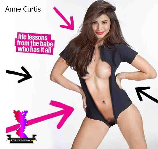 Anne curtis naked casino sex deepfake porn