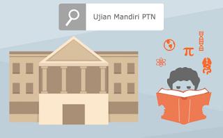 Daftar Jadwal Ujian Mandiri PTN Seluruh Indonesia