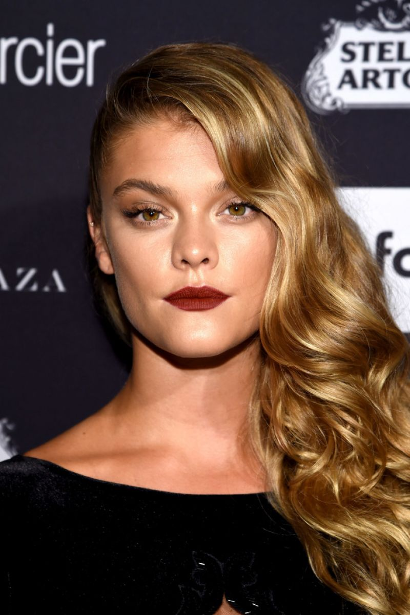 Nina Agdal At Harper's Bazaar Celebrates Icons By Carine Roitfeld In New York