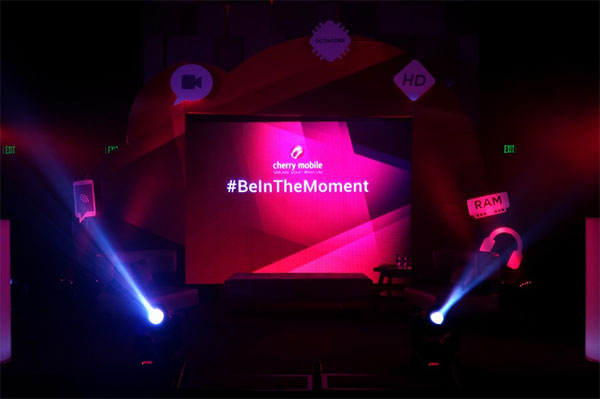 Cherry Mobile Flare 4, S4 and S4 Plus launch event