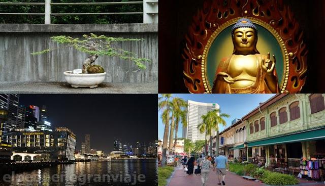 Singapur, recorridos,precio,dolares,gasto diario,tarifas,alimentos, transporte, presupuesto