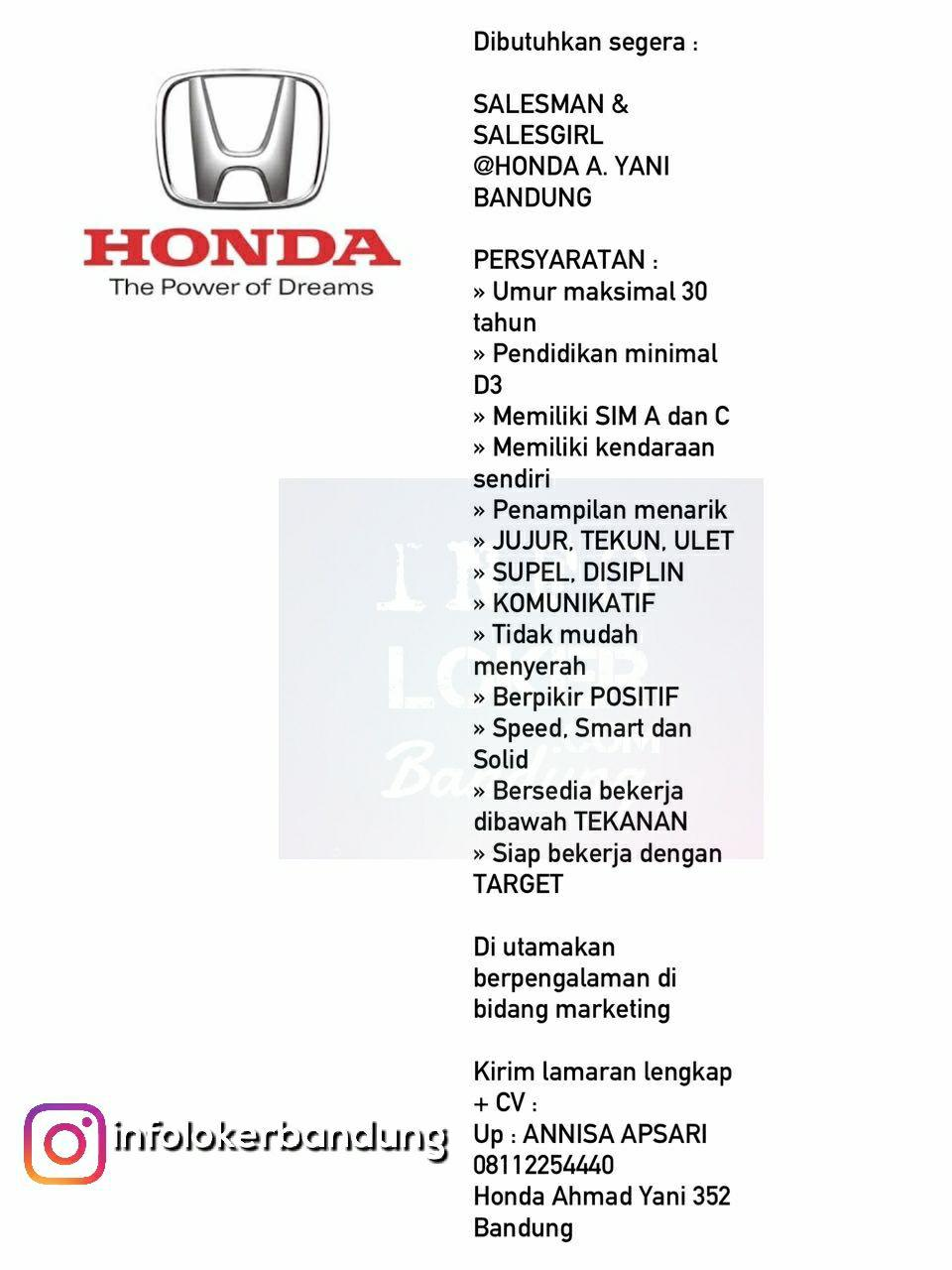 Image Result For Dunia Otomotif Mobil Hondaa