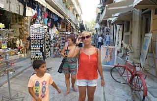 Atenas, el barrio de Plaka.