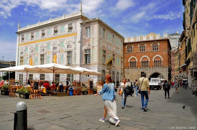 Genova, palazzo San Giorgio