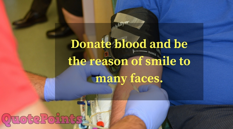 platelets donation quotes