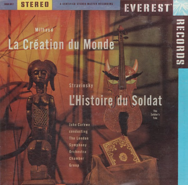 Unearthed In The Atomic Attic La Creation Du Monde