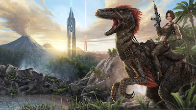 ark wallpaper