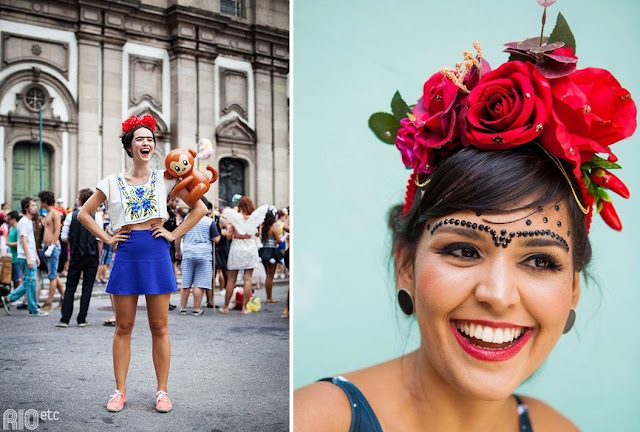 Inspirações de fantasia para blocos de carnaval