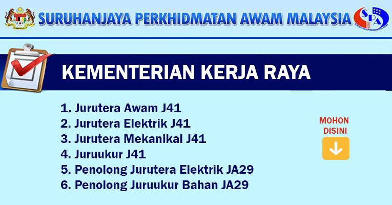 Kementerian Kerja Raya