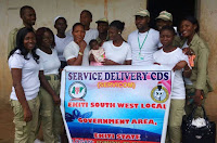 Nysc SERVICOM Group Sensitize Students and Members