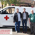 Deputado Roquinho conquista mais uma ambulância para nossa cidade