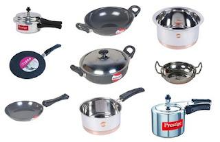 Enjoy Rs.150 OFF on Kitchen Cookwares at Futurebazaar