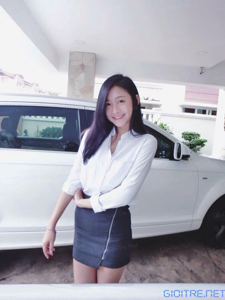 Quỳnh Nhỏ: Sản xuất tại Tây Ninh, xinh như Ngọc Trinh :x