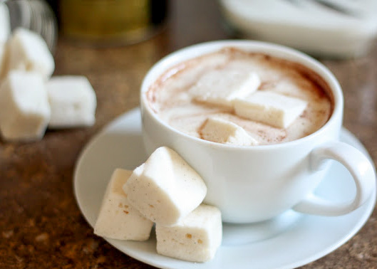 Springy Fluffy Homemade Marshmallows Corn Syrup Free