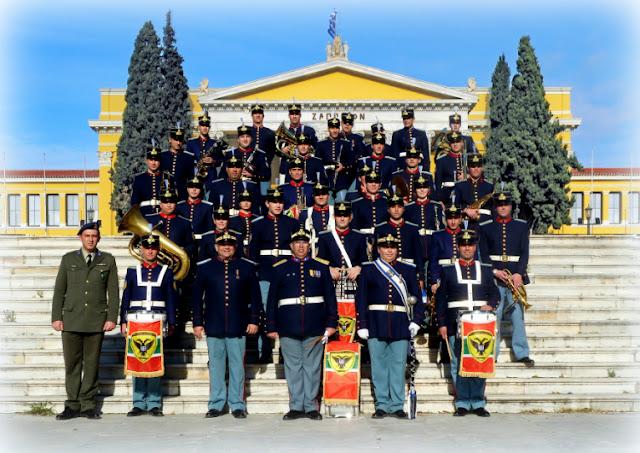 Η ιστορία της Στρατιωτικής Μουσικής που ξεκίνησε πριν από 190 χρόνια στο Ναύπλιο
