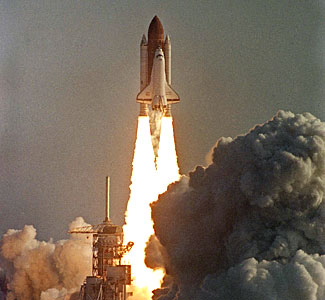 space shuttle discovery 1984 - photo #5
