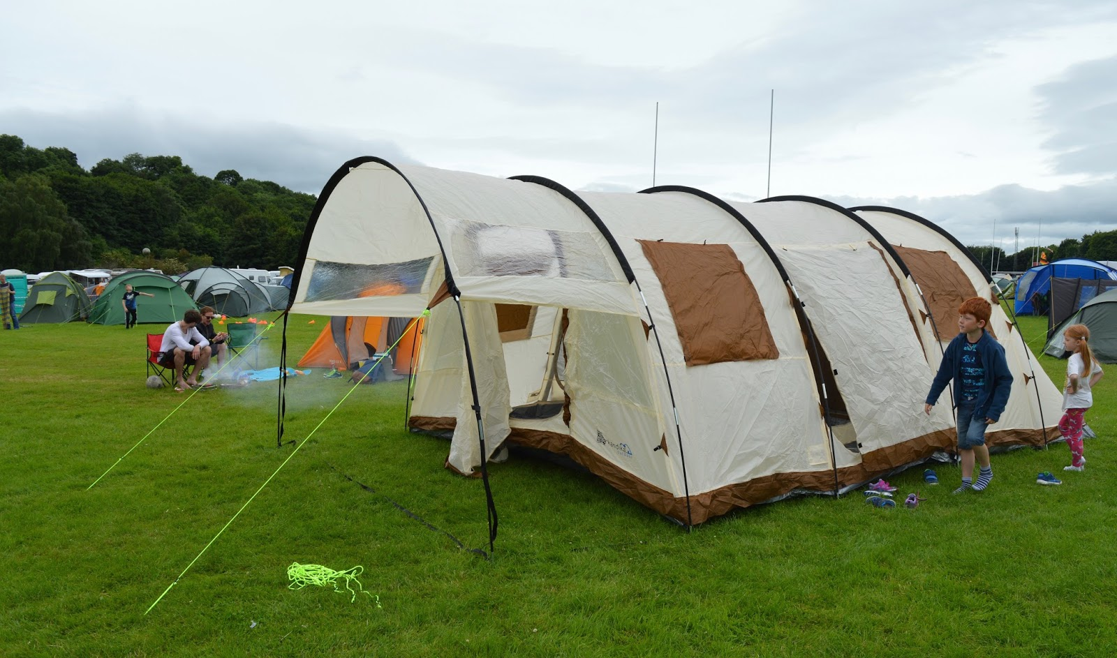 Skandika Kairo Six Man Tent Review
