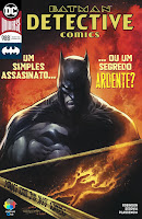 DC Renascimento: Detective Comics #988