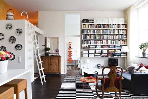 Scandinavian Living Room Decorating Ideas