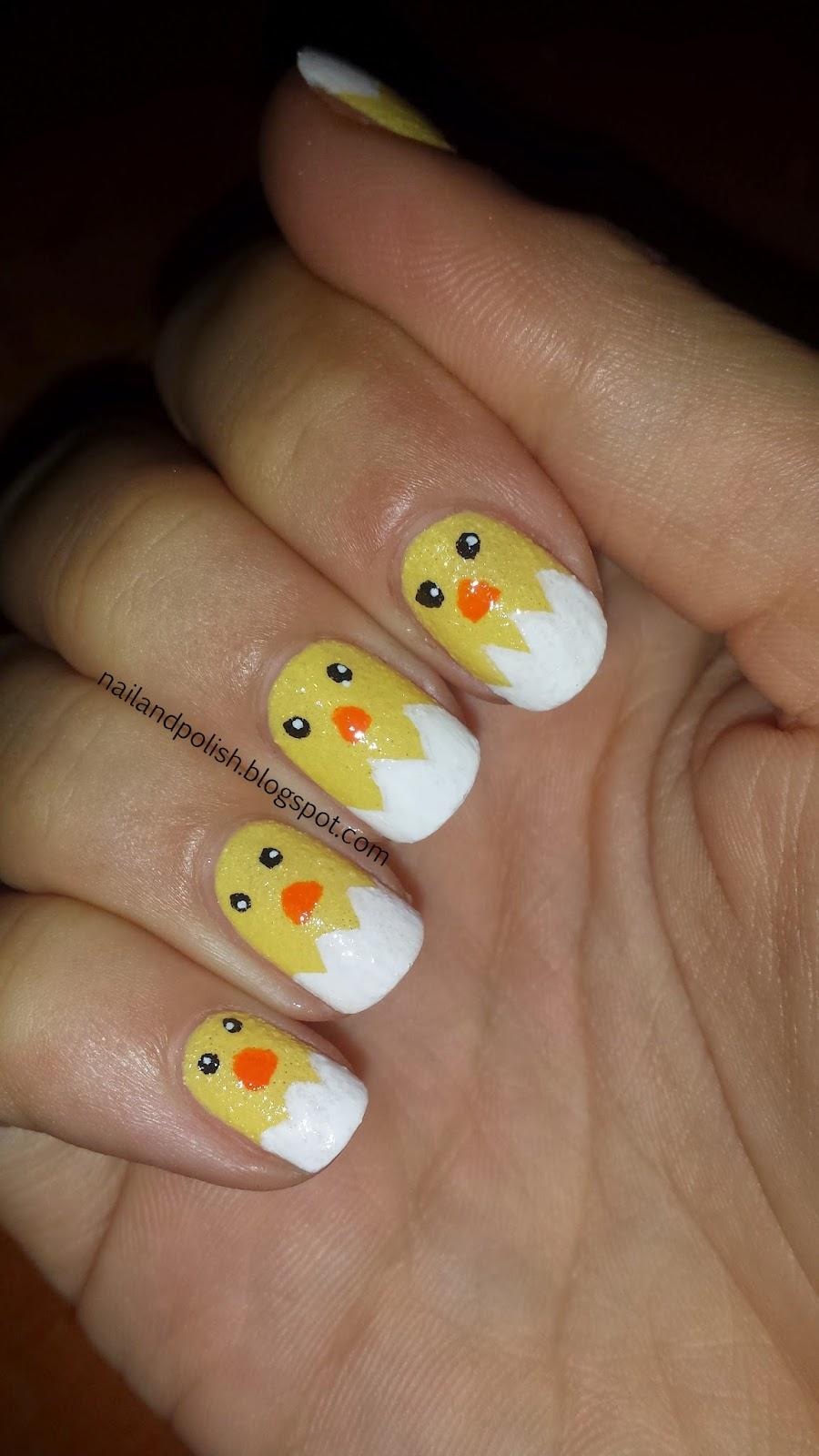 Nail Polish Artsy Wednesday Easter Nails