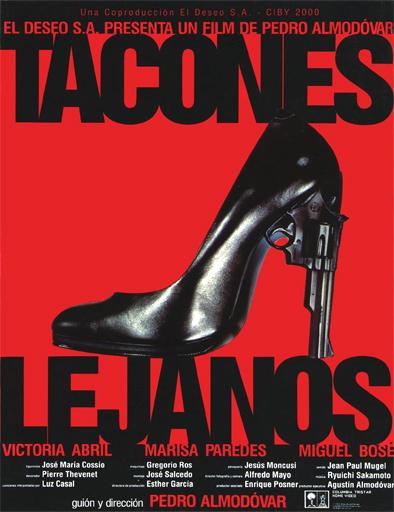 Ver Tacones lejanos (1991) Online