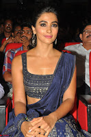 Pooja Hegde choli saree at DJ Duvvada Jaggannadham music launch ~  Exclusive 78.jpg