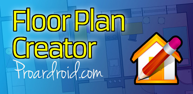 تطبيق Floor Plan Creator v3.3.1 لانشاء الخرائط وتصميم المنازل النسخة الكاملة logo