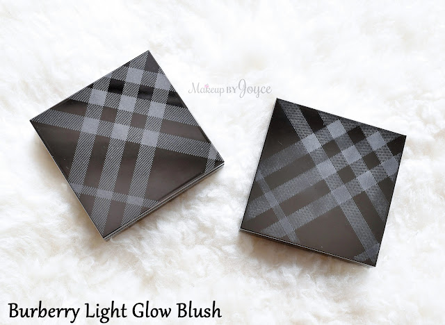 Burberry Light Glow Blush Plaid Compact Packaging Review