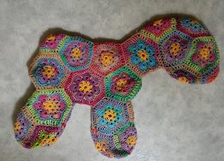 africankukka ohje hevonen