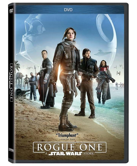 DVD de Rogue One: A Star Wars Story
