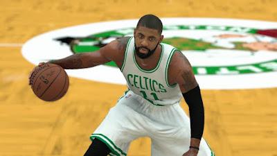 NBA 2K18 gráficos