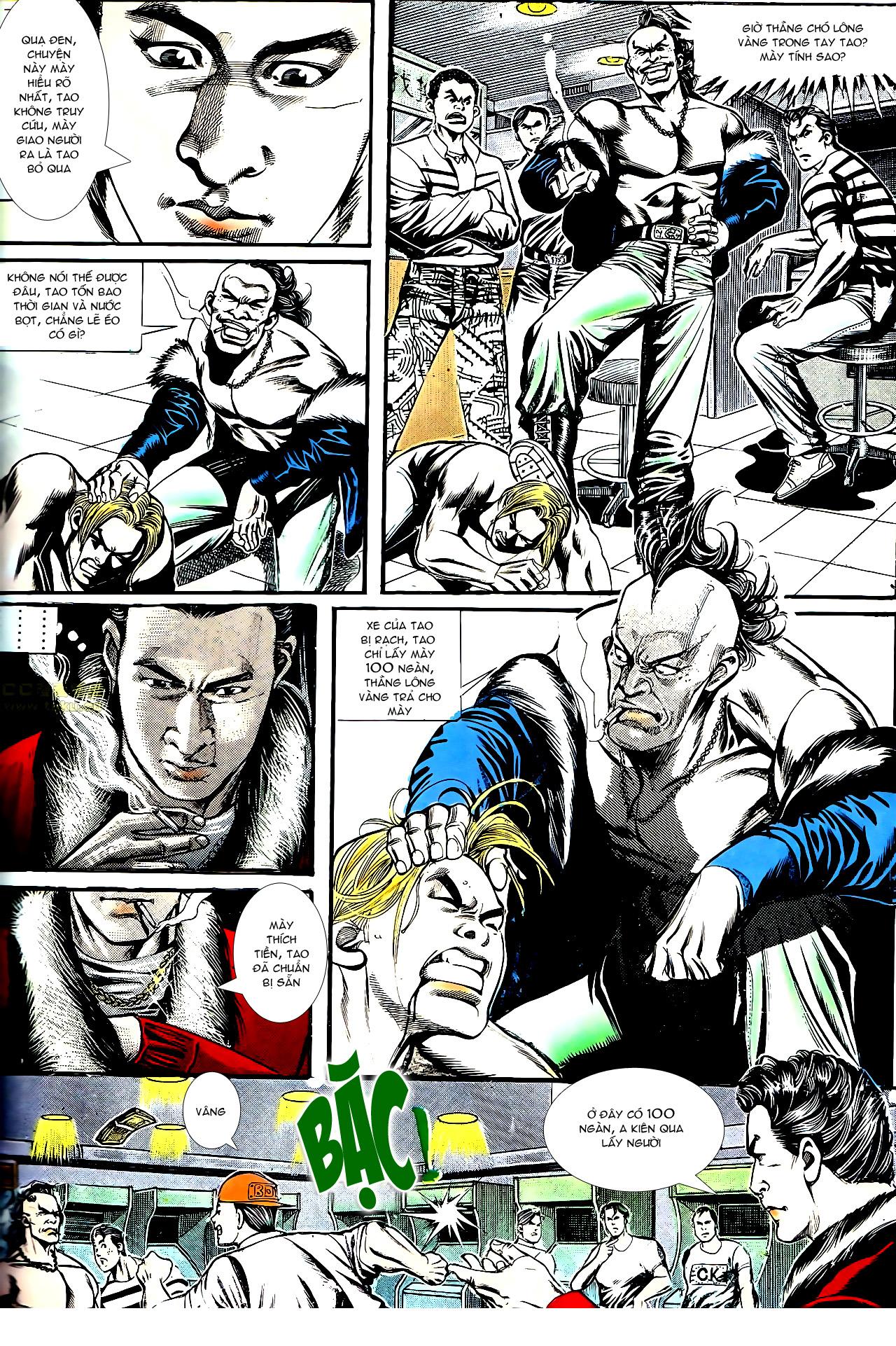 Người Trong Giang Hồ chapter 154: nam đẹp trai trang 13