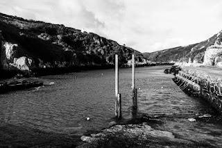 Porth Clais St Davids Port Pembroshire Coastal Path Wales