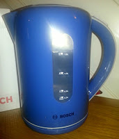 Blue Bosch Kettle